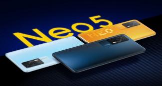 Анонс iQOO Neo 5: солидный игрофон по хорошей цене