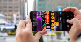 Совершенству нет предела. Samsung разработала новый и очень яркий экран