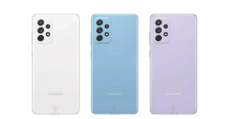 Samsung Galaxy A72. Слив основных характеристик и рендеров перед презентацией