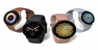 Скидки дня: Samsung Galaxy Watch Active, Samsung Galaxy Watch Active 2 и наушники Bluedio
