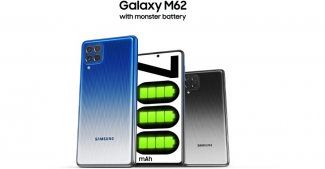 "Samsung скоро представит глобальную версию ""индийского"" Galaxy F62 - Samsung Galaxy M62"