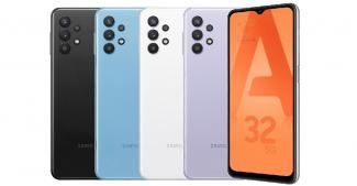 Samsung Galaxy A32 4G - первый смартфон Galaxy A серии с частотой экрана в 90 Гц