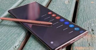 Samsung Galaxy Note 21 — расчет окончен