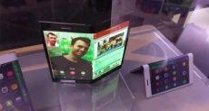 Первый шаг к складному смартфону Samsung: производство OLED-дисплеев скоро стартует