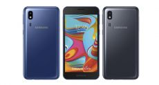 Стали известны характеристики Samsung Galaxy A2 Core с Android Oreo Go