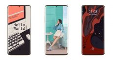 Концепт: возможный дизайн Samsung Galaxy Note 10