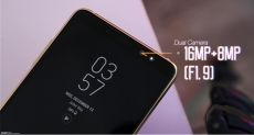 Обзор Samsung Galaxy A8 и Galaxy A8+ показали на видео еще до анонса