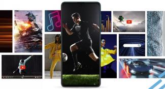 Samsung Galaxy F62 с батареей на 7000 мАч показан со всех сторон
