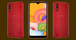 Анонс Samsung Galaxy A02 (2021): выносливый и с Dolby Atmos