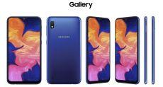 Представлен Samsung Galaxy A10. Объявлены цены на Galaxy A50 и Galaxy A30