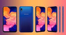 Представлен Samsung Galaxy A10e