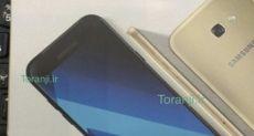Samsung Galaxy A7 (2017) могут представить в ближайшее время