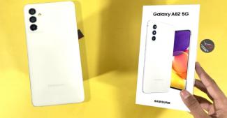 Появился промо-ролик Samsung Galaxy A82 5G. Анонс близко