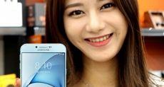 """Samsung Galaxy A8 (2016) с AMOLED дисплеем 5.7"""" и процессором Exynos 7420 дебютировал в Корее"""