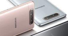 Samsung Galaxy A90 5G получит главную фишку Galaxy A80