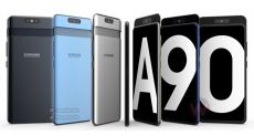Утечка раскрыла ключевые характеристики Samsung Galaxy A90