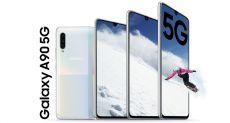 Анонс Samsung Galaxy A90 5G: Snapdragon 855, емкая батарейка и 5G