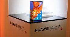 Генеральный директор Huawei считает Samsung Galaxy Fold очень неудачным устройством