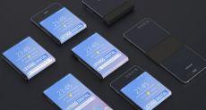 Таким может быть Samsung Galaxy Fold 2