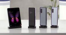 Производство Samsung Galaxy Fold обходится вдвое дороже, чем Samsung Galaxy S10+?