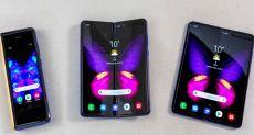 Сколько единиц будет в первой партии Samsung Galaxy Fold и где их будут продавать