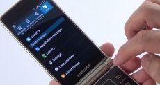 Samsung Galaxy Folder 2 – смартфон-раскладушка сертифицирован в TENAA