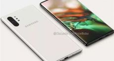 Слили характеристики Samsung Galaxy Note 10