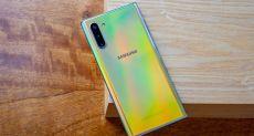 Samsung Galaxy Note 10 Lite прогнали через Geekbench