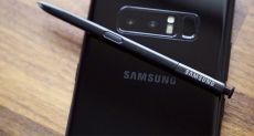 Samsung Galaxy Note 9 предложит многофункциональный стилус S Pen