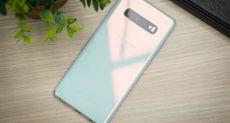 Samsung Galaxy S10+ проверили на автономность