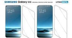Samsung Galaxy S10 может предложить магию с исчезающей фронталкой