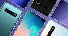 Утекли спецификации семейства Samsung Galaxy S10
