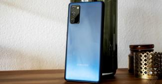 Samsung Galaxy S20 Fan Edition с Snapdragon 865 добрался до России