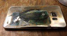 Samsung Galaxy S6 Edge тоже взрывается