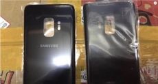 Задняя панель Samsung Galaxy S9 на фото и объявлена емкость аккумулятора флагмана