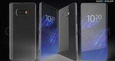 Концепт Samsung Galaxy S9. Ребята из Samsung так смогут?