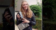 Samsung троллит Apple. Полсотни голландцев теперь владельцы Galaxy S9