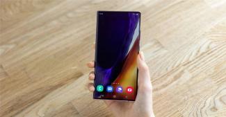 Samsung подала заявку на регистрацию нового товарного знака. Подэкранным камерам быть?