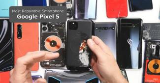 Самые прочные, ремонтопригодные, инновационные и красивые смартфоны по версии JerryRigEverything