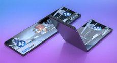 Sharp показала свой прототип гибкого смартфона