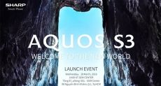 Sharp Aquos S3 анонсируют 28 марта