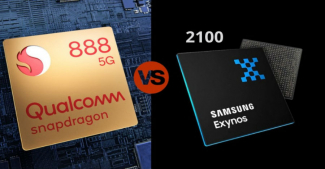Разницы по производительности Exynos 2100 и Snapdragon 888 может и не быть