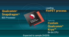 Snapdragon 820: анонс нового процессора 11 августа
