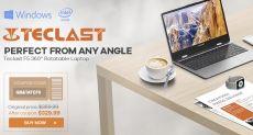 Сэкономьте на покупке Teclast F5 и UMIDIGI Z2 Pro с магазином Gearbest