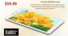 Teclast P70 – 7-дюймовый планшетофон с 4-ядерным процессором, Android 5.1 и поддержкой 4G сетей за $59.99 в магазине Gearbest.com