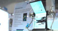 Tianma показала гибкий дисплей для смартфонов