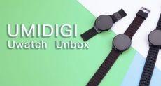 UMIDIGI Uwatch по сниженной цене в предзаказе и смартфоны UMIDIGI A3, One Pro и Z2 Pro со скидкой