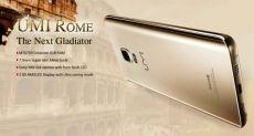 UMi Rome с процессором MT6753 и 3 ГБ памяти может всколыхнуть рынок ценой всего $89.99