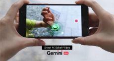 Ulefone Gemini Pro способен снимать 4К видео с эффектом боке