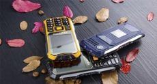 VKworld Stone V3S - защищенный кнопочный телефон всего за $20